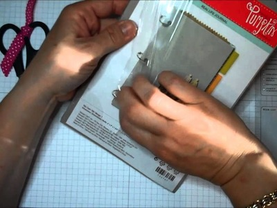 Stampin' Up! My Paper Pumpkin Journal Kit