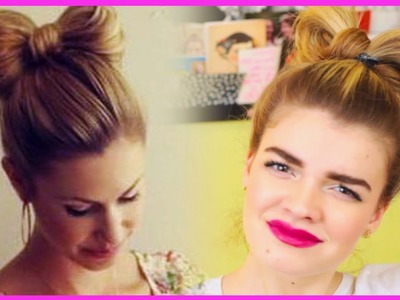 Tumblr Hair Bow Challenge With Jessica Whitaker!