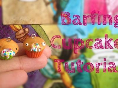 Barfing Cupcake Tutorial
