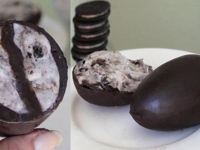 Creamy Oreo Easter Eggs! ♡ Healthier, Vegan