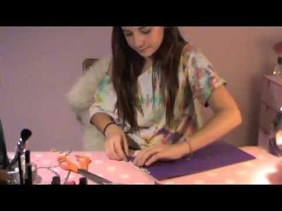 DIY: Duck Tape Brush Roll!