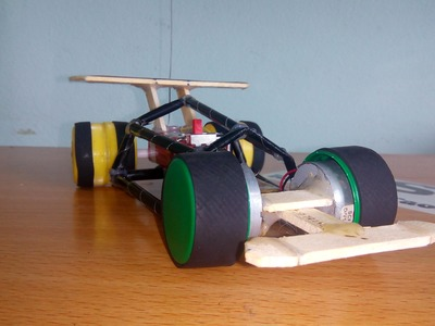 [DIY] How To Make  F1 RC MINI, DIY Formula 1 Remote control, F1 Racing Car