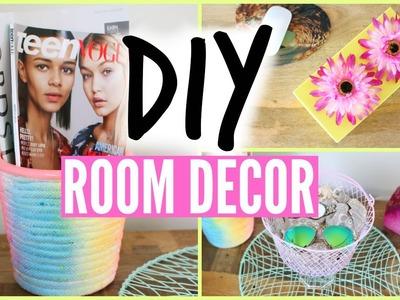 DIY Room Organization and Storage Ideas! DIY Room Decor!