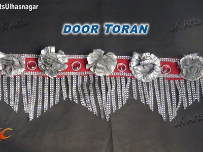 DIY Toran. bandanwaars | How to make - JK Arts 636