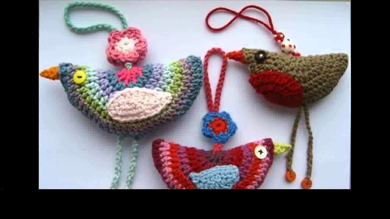 Free crochet crochet ornaments projects