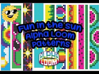 Fun in the Sun Alpha Loom™