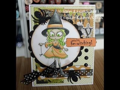 Halloween Card Series - Card #9