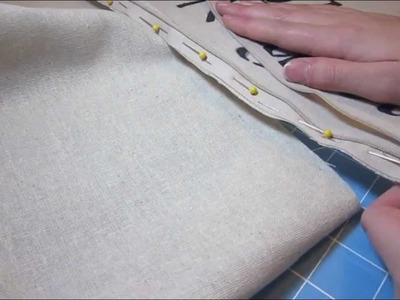 How to EASILY Sew an Invisible Zipper