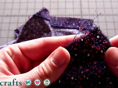 How to Find a Fabric's Straight of Grain