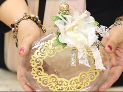 How to: Make an Elegant Victorian Vase