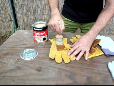 How To - Slide Gloves (Texas Longboards Slide Clinic)