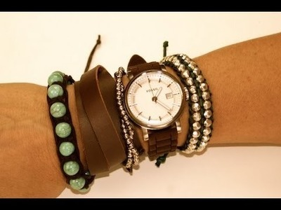 Mix and Match Bracelets | ShowMeCute