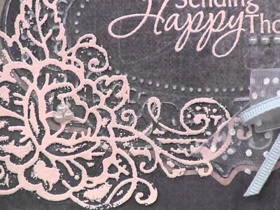 New Embossing Folders - Paper Wishes Weekly Webisodes