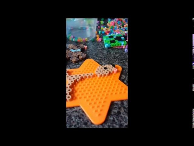 Perler beadsHow to make a dog