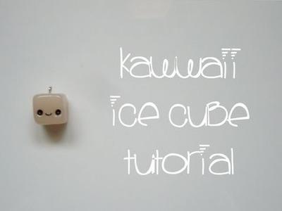 Polymer Clay Kawaii Ice Cube Tutorial