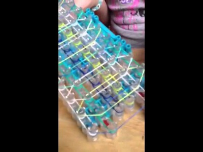 Rainbow loom BIG FAT MOMMA