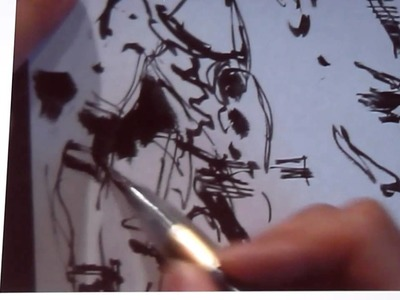 Yoji Shikawa drawing Solid Snake