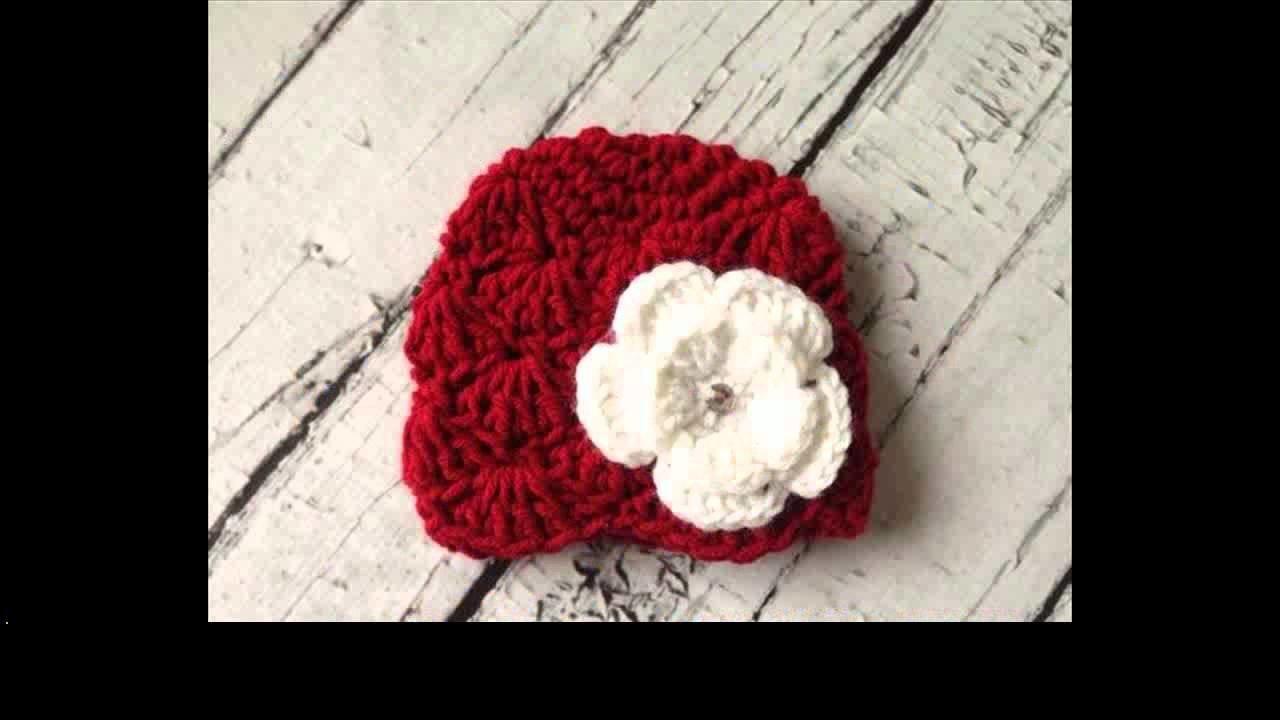 Crochet baby cowboy hat pattern