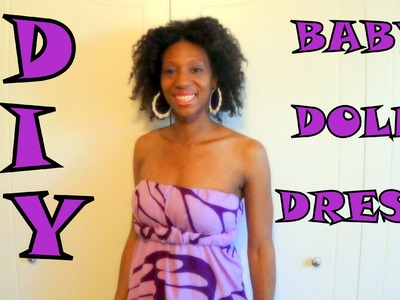 DIY Baby Doll Dress
