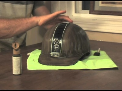 DIY Custom Helmet!!