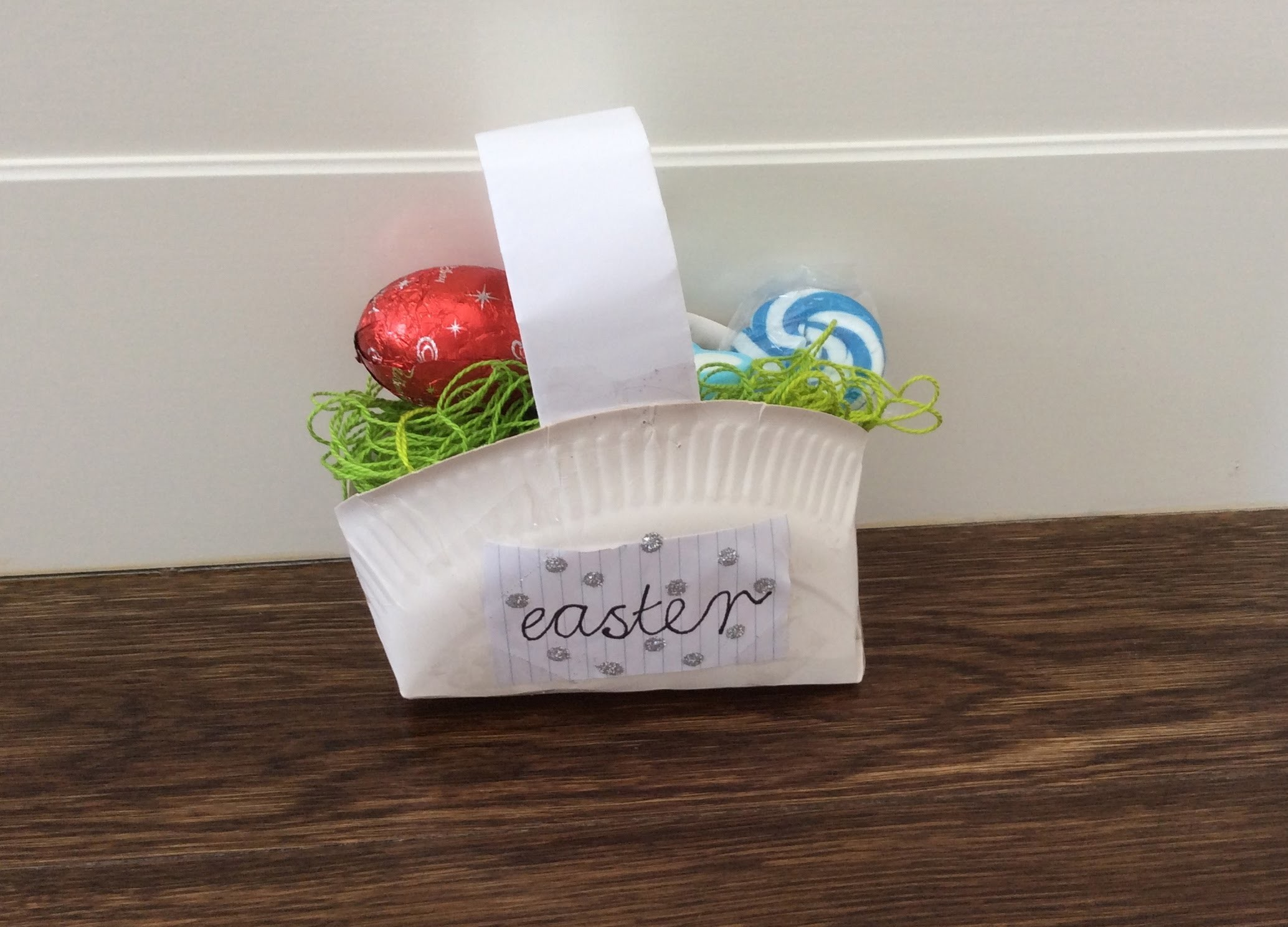DIY Easter Basket