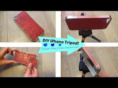 ♡ DIY iPhone Tripod | SLife ♡