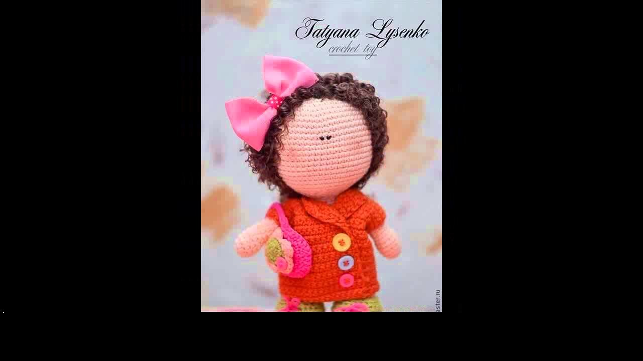 Free crochet doll free patterns