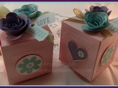 Fun Frames & Friends Gift.Treat Box