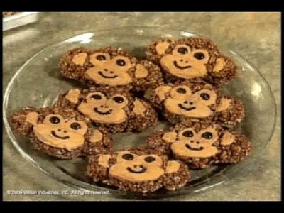 How to Make and Decorate Monkey Pops and Monstrous Merriment Cupcakes