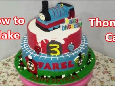 How to Make Thomas Cake