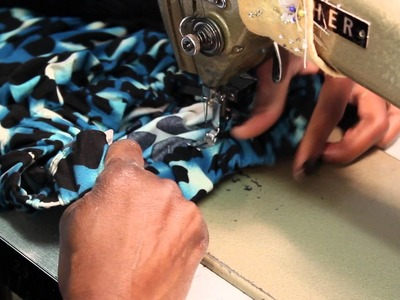 Learn how to make a simple trouser part 1