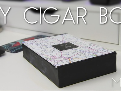 Mini MOD Monday: DIY Cigar Box