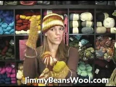Misti Alpaca Hand Dyed Worsted Yarn Review Video