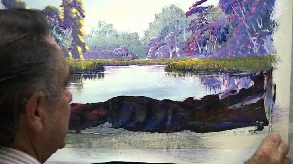 Paint a River