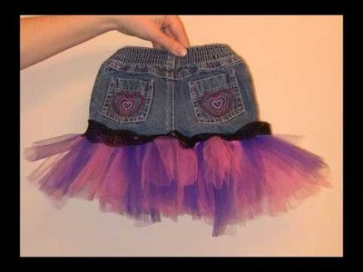 Sample Tutus You Can Learn How to Make With MissTutu.com