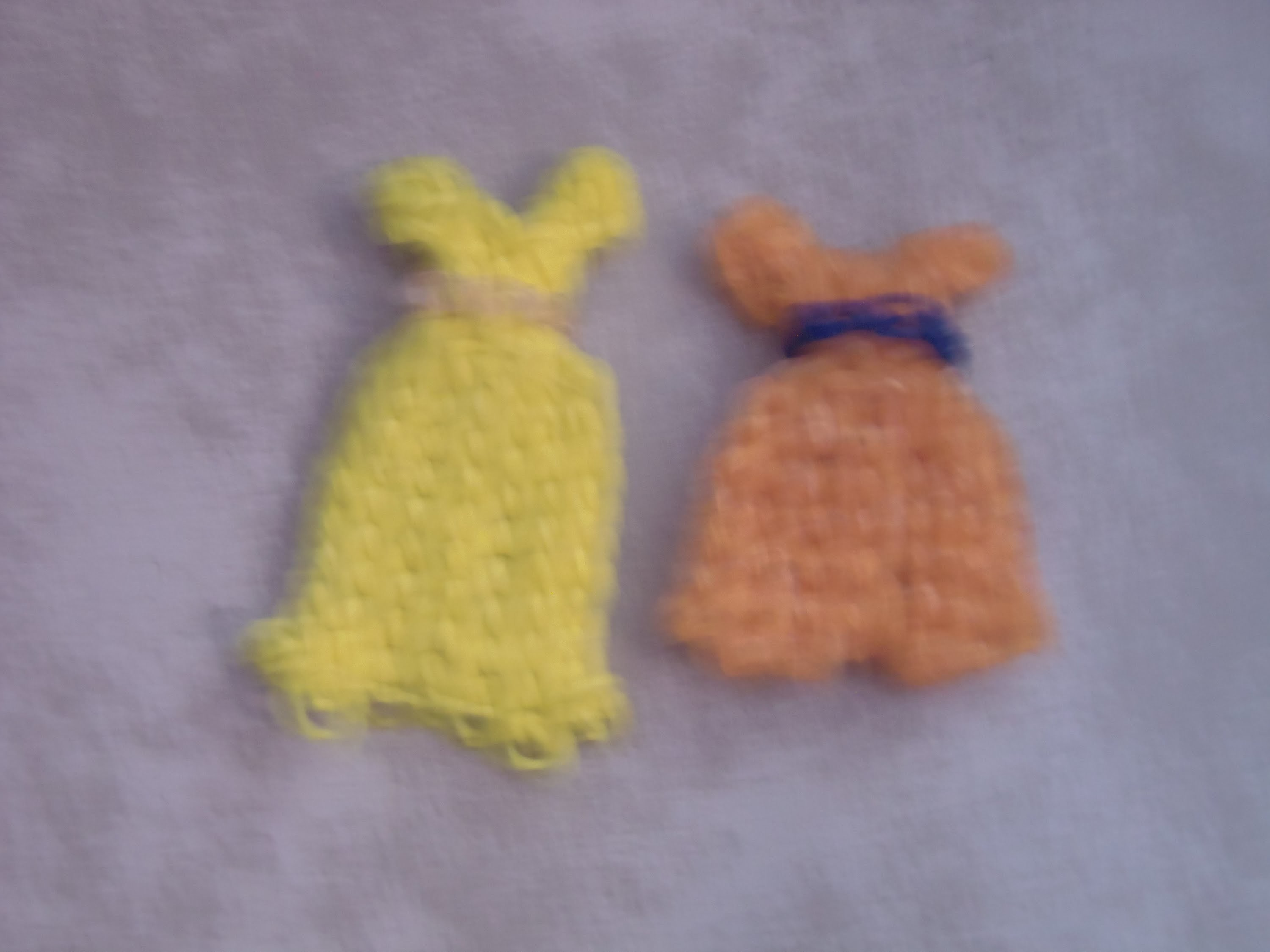 Ball Gown: On Rainbow Loom