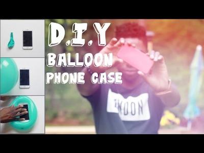 BALLOON PHONE CASE | D.I.Y