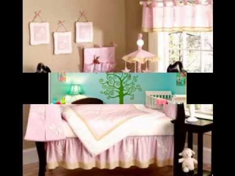 DIY Girl baby room decorating ideas