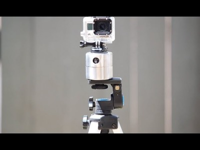 DIY GoPro Time Lapse Mount