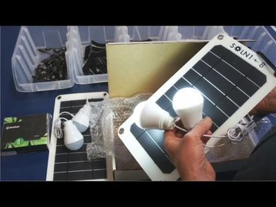 Easy How To DIY Solar USB Power - SOLN1-8