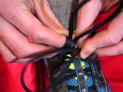 How to Tie Ian's Secure Shoelace Knot