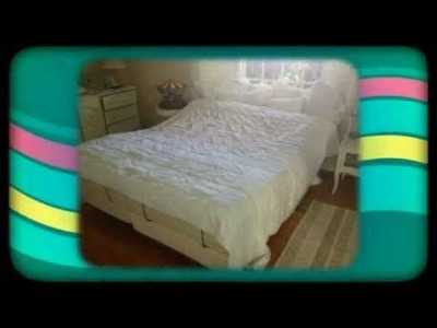 "One-Piece California King Adjustable Bed 72"" x 84"" Cal Kingsize Electric Beds"
