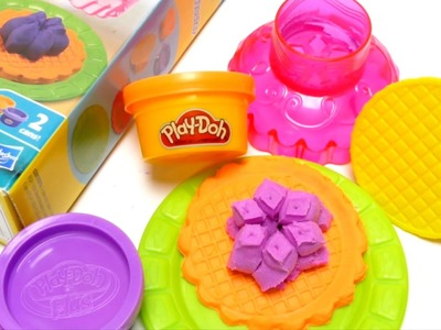 Play-Doh Flower Froster -  Sweet Shoppe DIY Playset