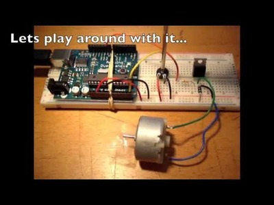 PWM tutorial for arduino