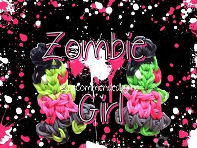 Rainbow loom-Zombie girl-how to