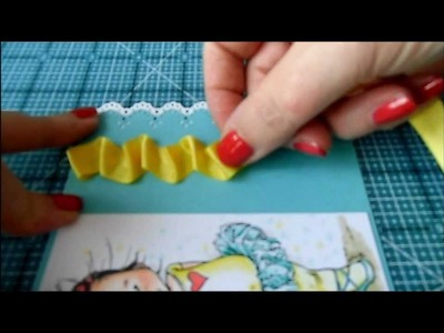 Ruffled Ribbon Tutorial