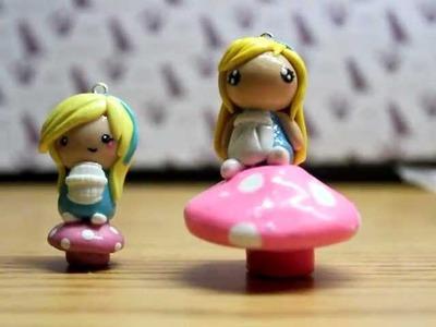 Small Charm Update #5 - Alice in Wonderland - (05.14.12)