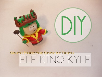 South Park Kyle Tutorial [Polymer Clay ^_^]