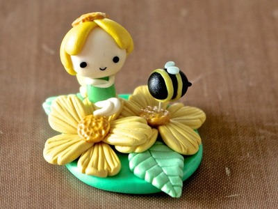 [Spring Collab] Fairy Figurine Tutorial ft. Chocopi