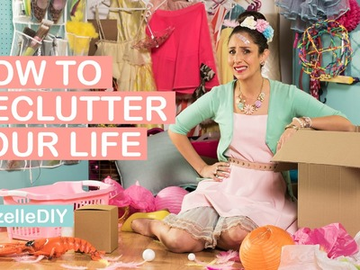 SuzelleDIY - How to Declutter Your Life